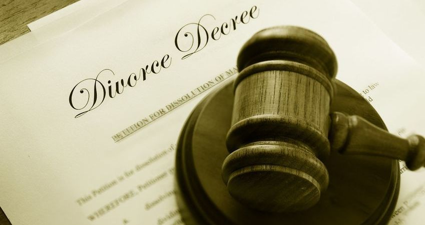 Uncontested divorce in Cherokee County GA